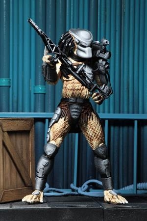 PREDATOR WARRIOR ARCADE FIGURA 20 CM SCALE ACTION FIGURE ALIEN VS PREDATOR | 0634482516881 | Universal Cómics