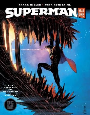 USA SUPERMAN YEAR ONE BOOK TWO ROMITA JR COVER | 76194135392000211 | FRANK MILLER - JOHN ROMITA JR | Universal Cómics