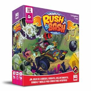 RUSH & BASH | 8435450208898 | Universal Cómics