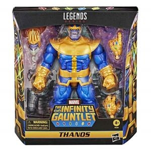 THANOS DELUXE FIGURA MARVEL LEGENDSTHE INFINITY GUANTELET | 5010993789771 | Universal Cómics